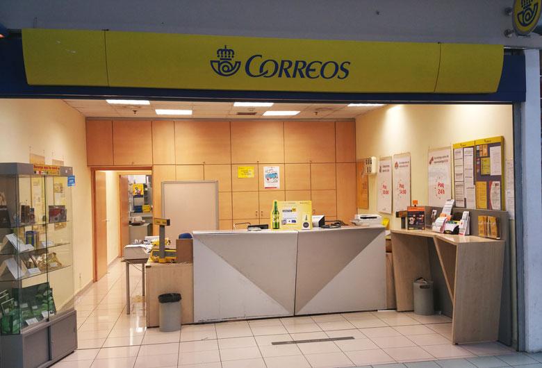 Correos Centro Comercial Bulevar Getafe