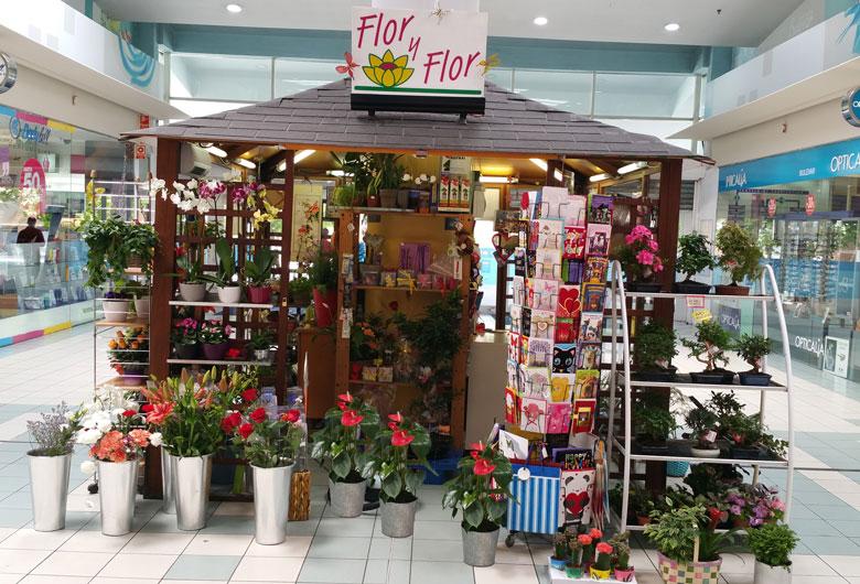 Centro Comercial Bulevar Getafe Flor y flor