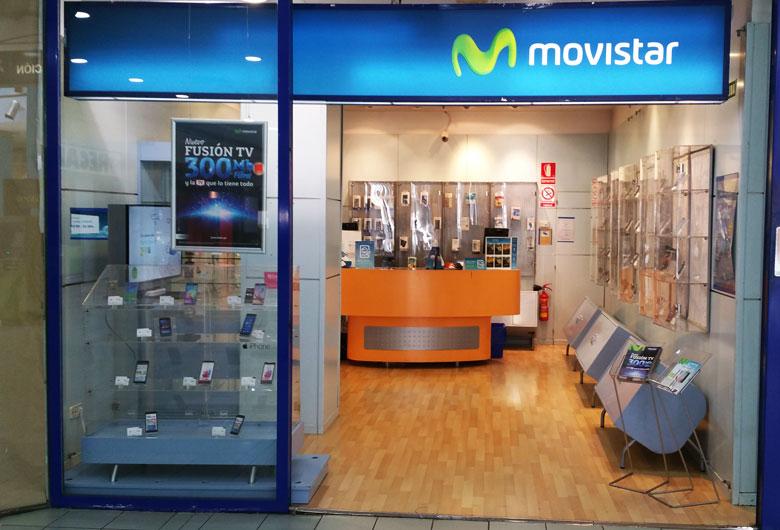 Movistar Centro Comercial Bulevar Getafe