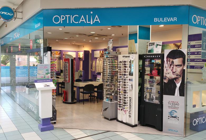 Opticalia Centro Comercial Bulevar Getafe