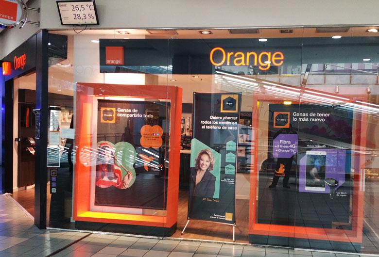 Orange Centro Comercial Bulevar Getafe