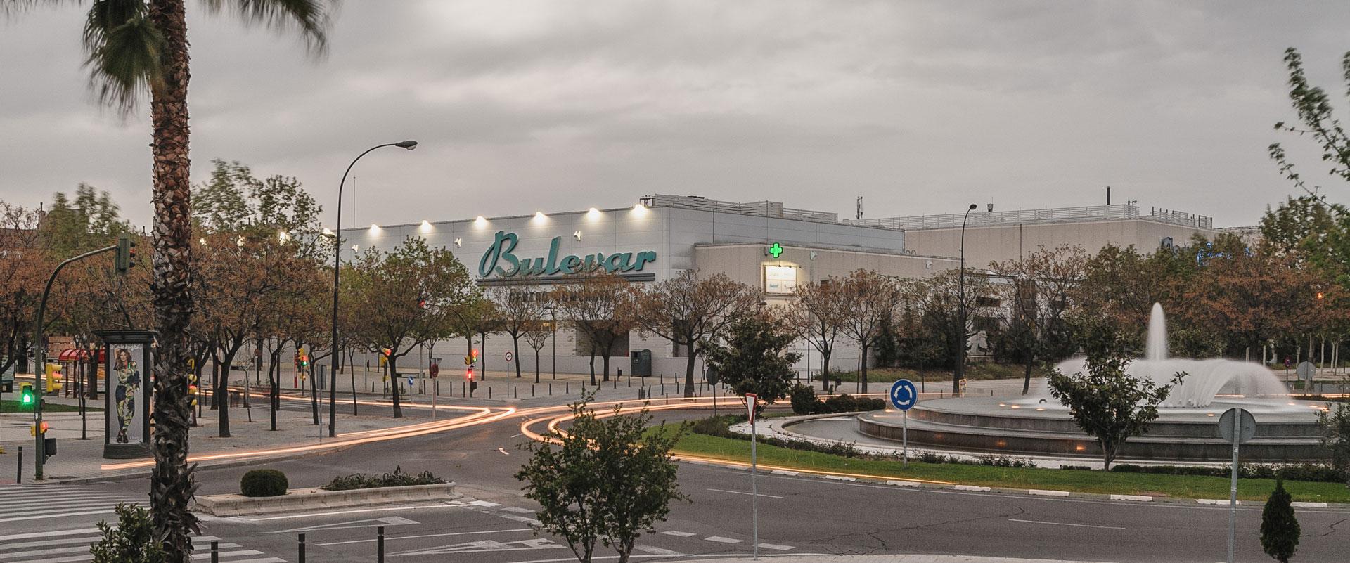 Centro Comercial Bulevar Getafe