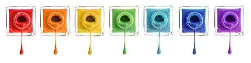 Pintauñas de colores centrocomercialbulevar