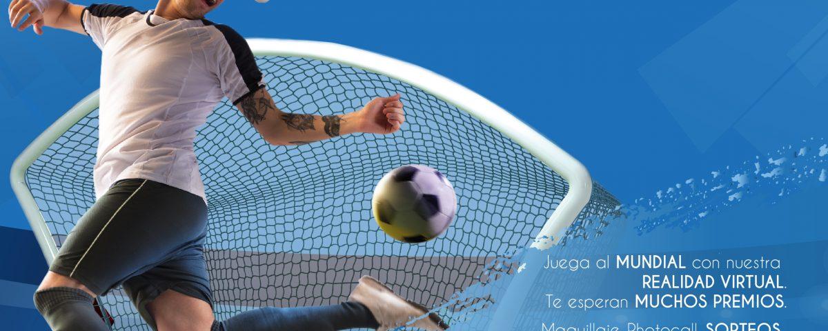 Mundial De Fútbol - Realidad Virtual